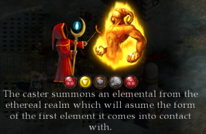 Summon Elemental